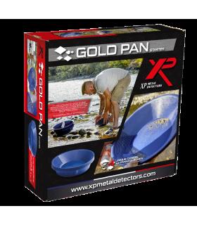 Gold pan starter
