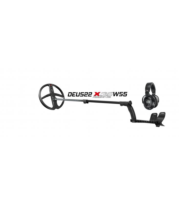 XP Deus 22X35RCWS4 Detector