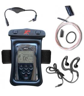 Kit waterproof con auriculares y antena de 250cm